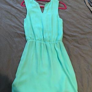 Parker Dresses - Trendy Parker teal cocktail dress c776841f9